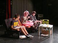 Srečanje otroških gledaliških skupin