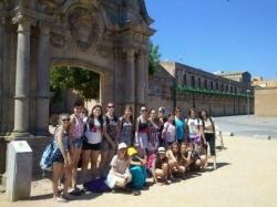 Mladinski pevski zbor v Kataloniji
