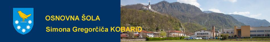 Osnovna šola Simona Gregorčiča Kobarid